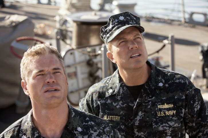 "The Last Ship - We'll Get There - Review: ""The Captain's Week"""