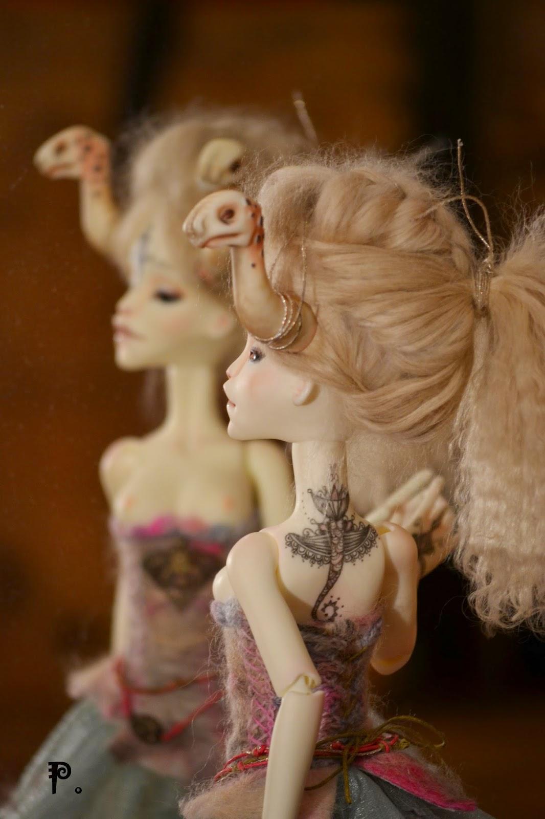 Krásné panenky u Pavly