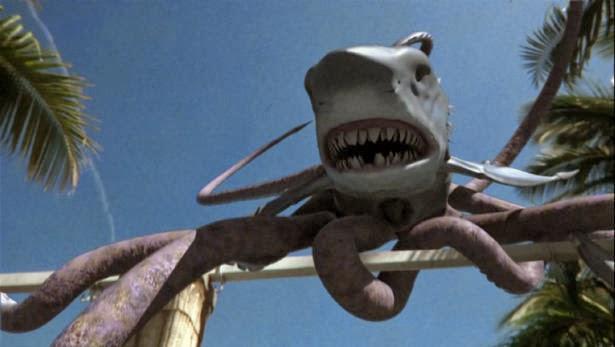 kill films sesi243n doble mega shark vs giant octopus