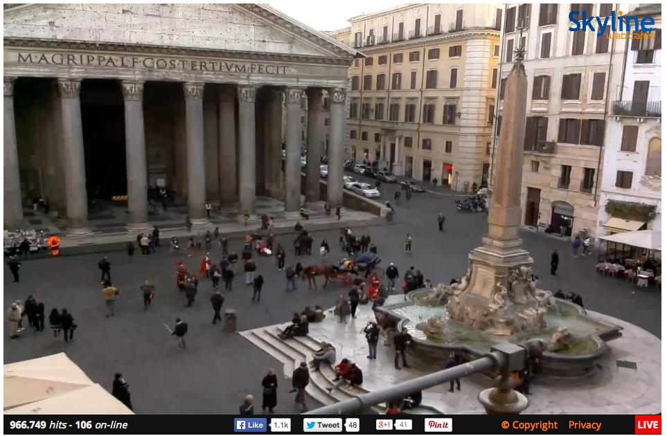 ROME, ITALY LIVE!!! 2