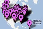 Artist Map