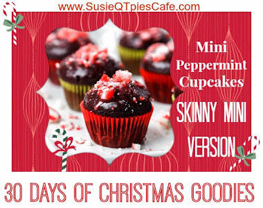 Mini Peppermint Cupcakes