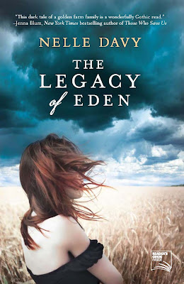 Book Review and Giveaway: The Legacy of Eden