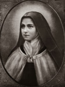Santa Teresinha, rogai por nós