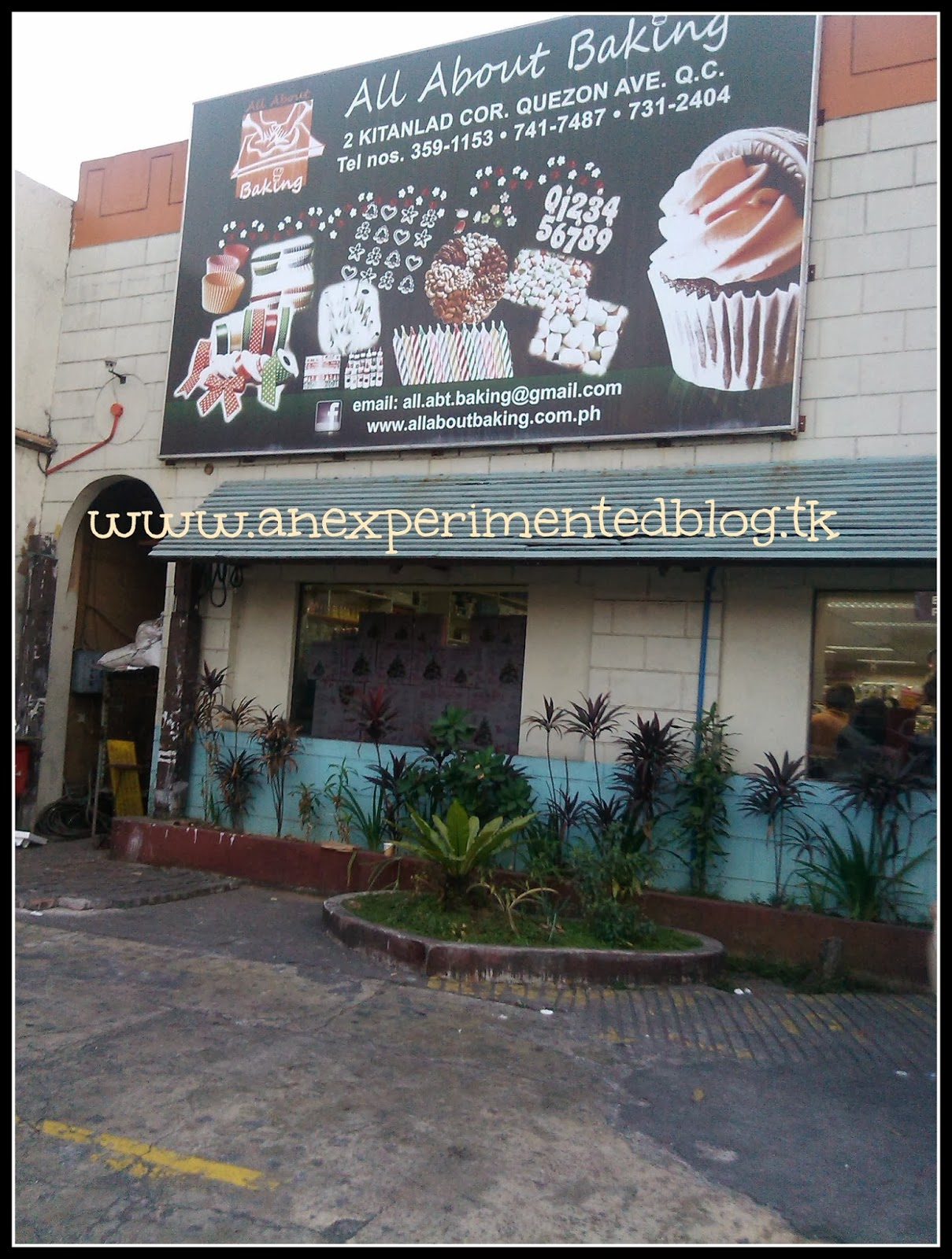baking store supplier