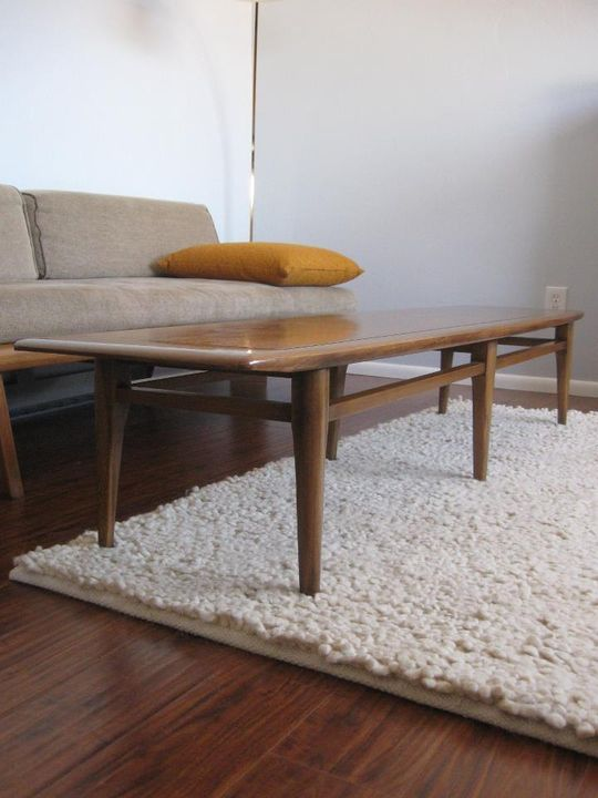 Mid century mo pho for sale by mopho surfboard coffee for Coffee tables 18 inches wide
