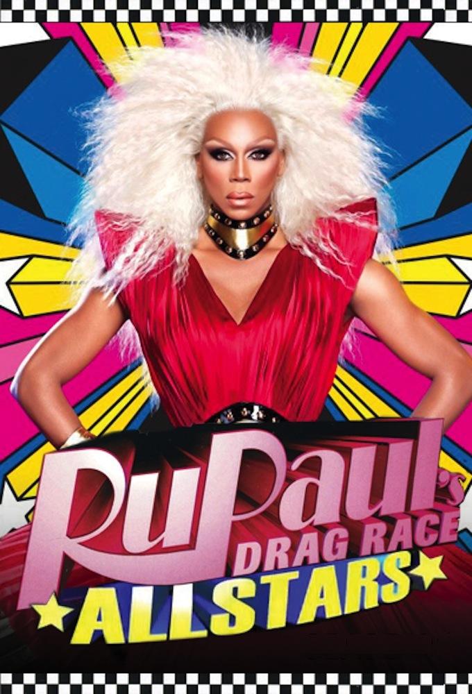 Série RuPaul's Drag Race All Stars – Todas as Temporadas Completas