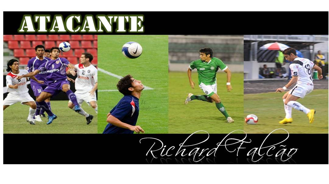 Richard Falcão - ATACANTE