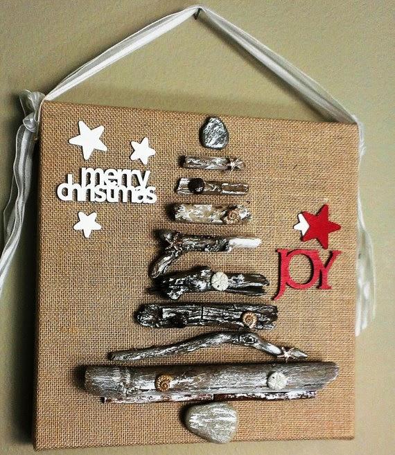 Arboles de Navidad con Madera a la Deriva, III Parte