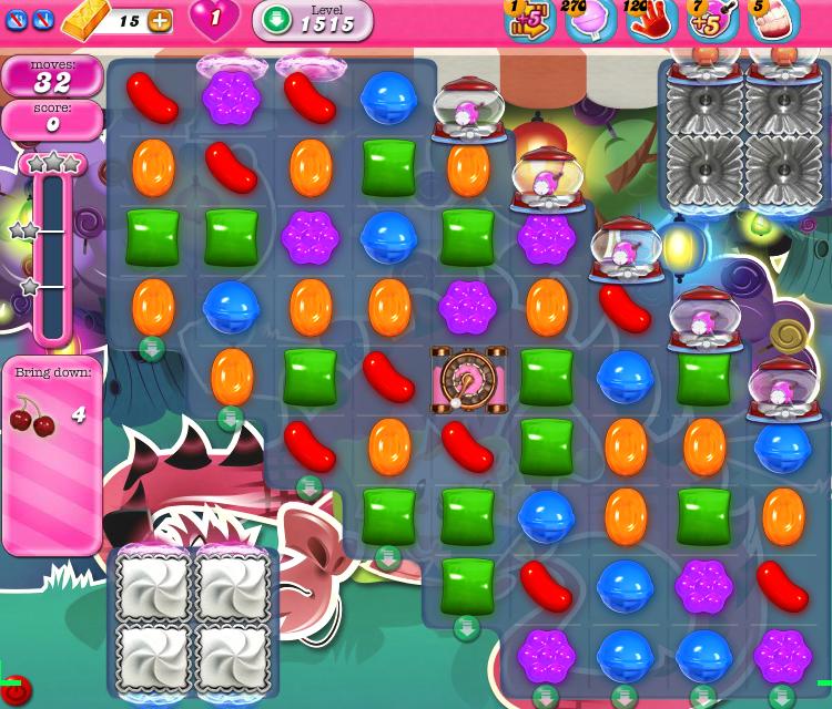 Candy Crush Saga 1515