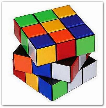 Видео урок Как собрать кубик Рубика