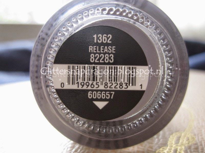 China Glaze Release