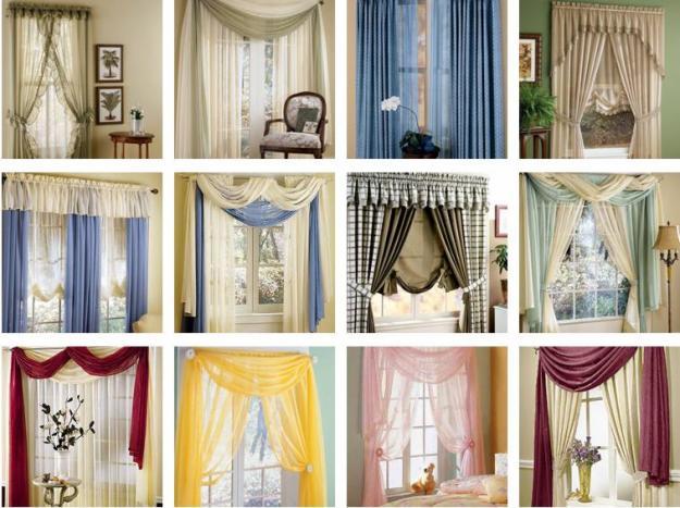 Cortinas modernas peru cortinas para dormitorios peru for Ganchos para cortinas de tela