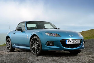 Mazda MX-5 Sport Graphite (2013) Front Side