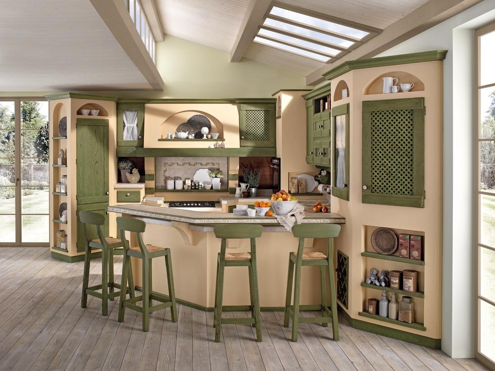 Meuble cuisine bar 30 exemples de dcoration de cuisines for Meuble cuisine incorporee