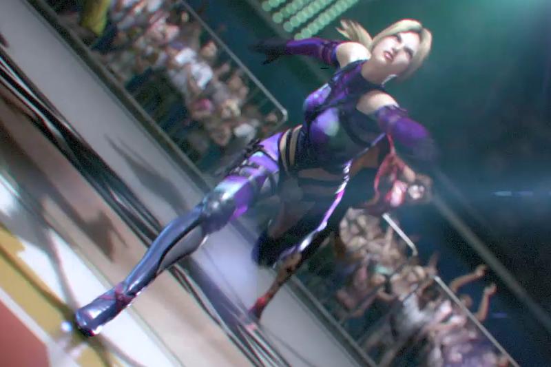Tekken CGI Movie Film