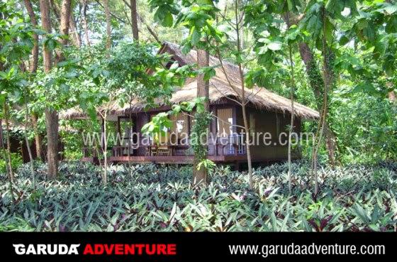cottage Pulau Pelangi