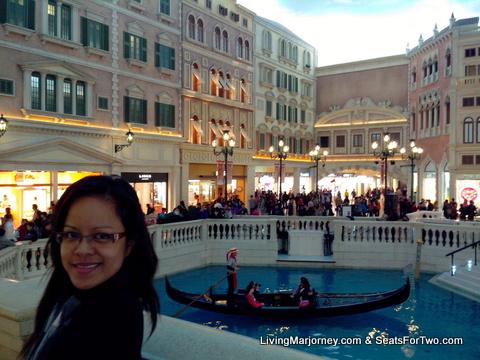LivingMarjorney: Venetian Macau
