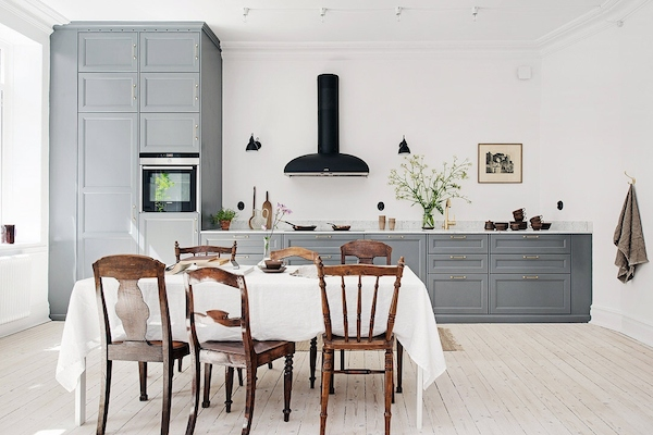 my scandinavian home a simply stunning and calm swedish space. Black Bedroom Furniture Sets. Home Design Ideas