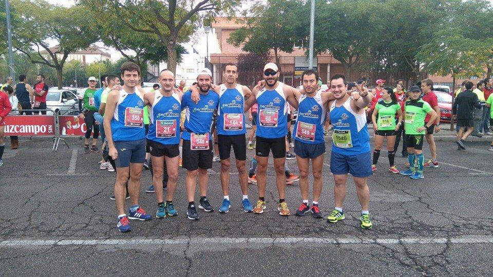 Maratón Ciudad Real 2015