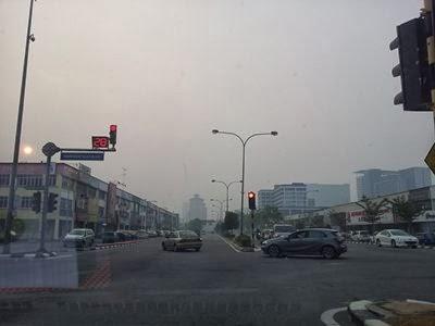 Gelombang Jerebu Kemarau Melanda Malaysia