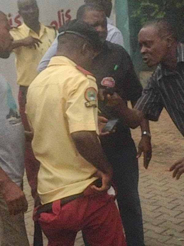 lastma guy beaten