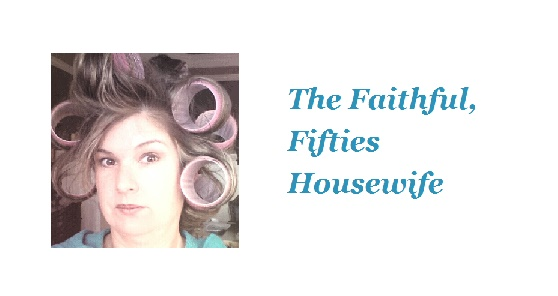The Funny, FAITHful Housewife.