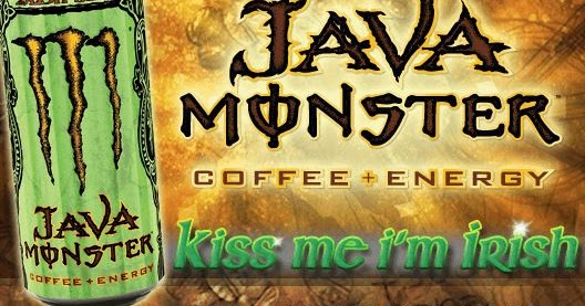 Java monster coupons
