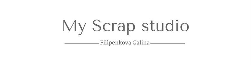 My scrap studio