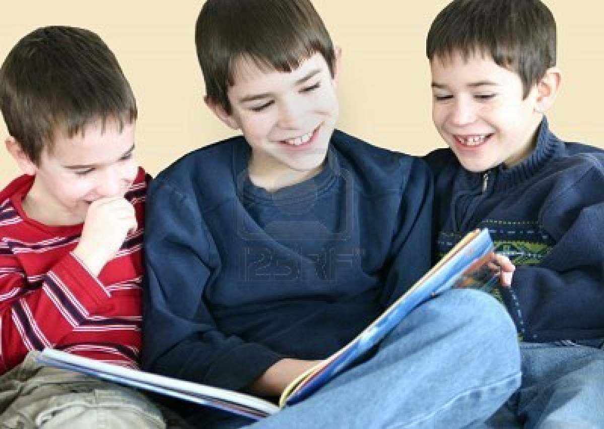 Ten Ways to Get Boys Reading