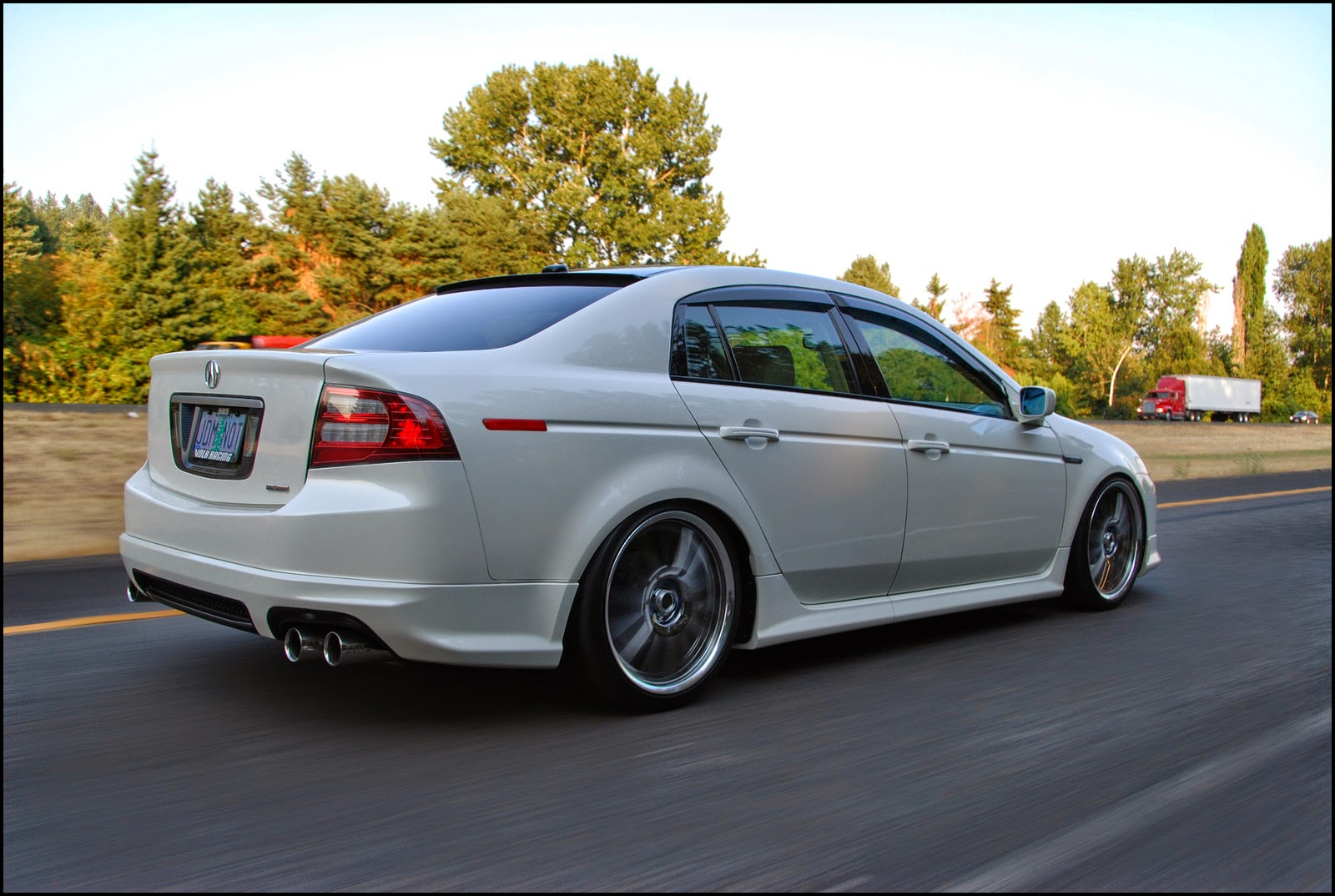 acura tl type s manual