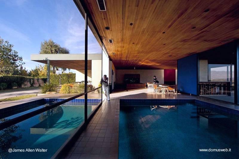 Arquitectura de casas amplia casa moderna californiana for Casa moderna arquitectura