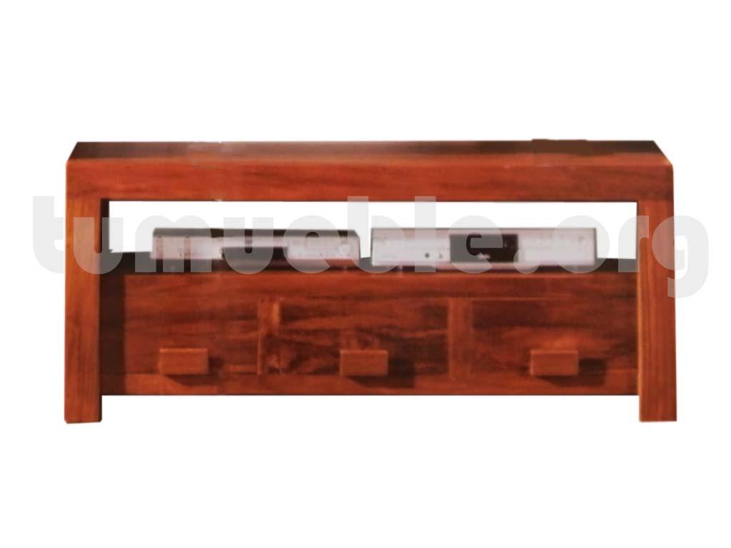 Mueble Teca Top Mueble De Lavabo En Teca Baker With Mueble Teca  # Mueble Tv Rinconero