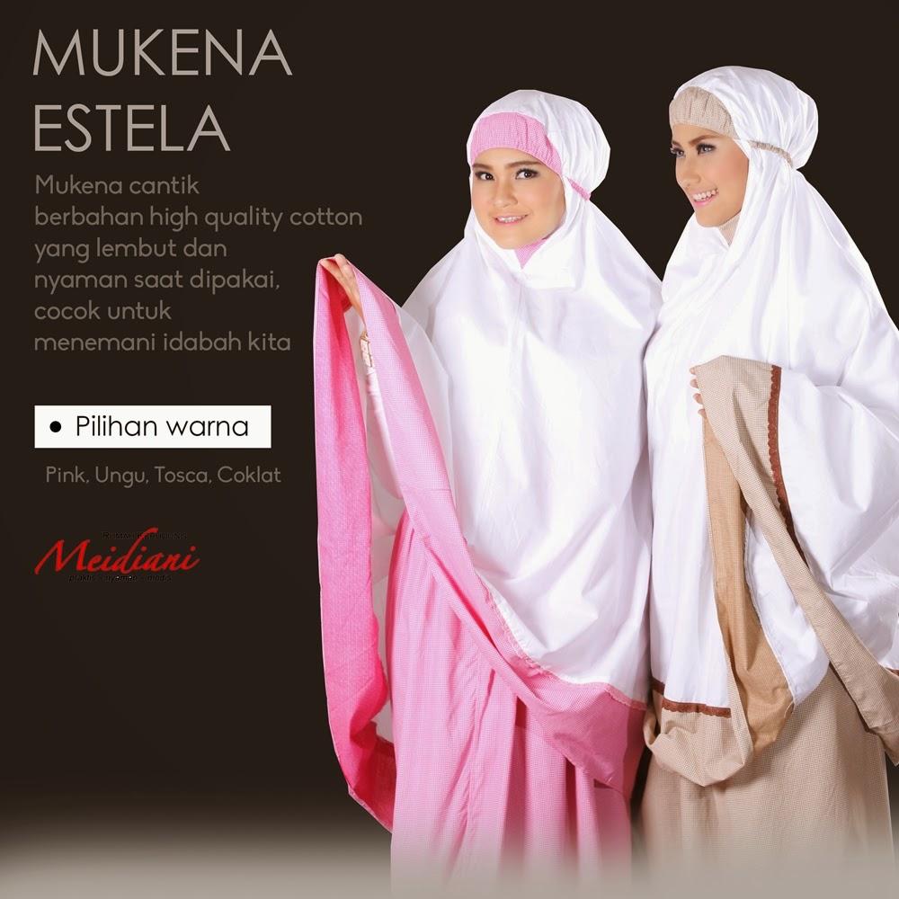 Mukena Estela