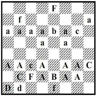 шахматный ребус в математическом турнире