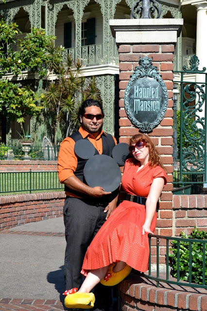 Budget Fairy Tale: Disneyland Engagement Photos - Chelsea and Erick