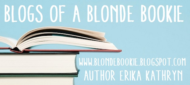 BLONDE BOOKIE BLOG