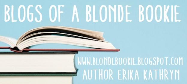 BLONDE BOOKIE BLOG