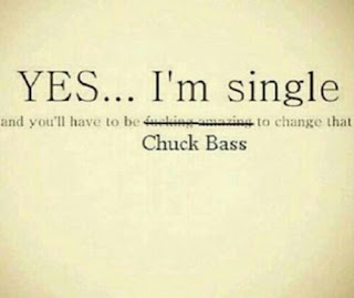 yes i am single  Free alone quote wallpaper
