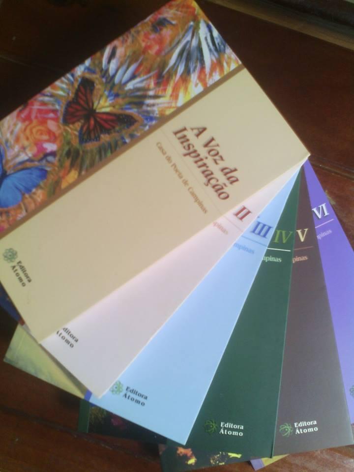 Coletâneas da Casa do Poeta