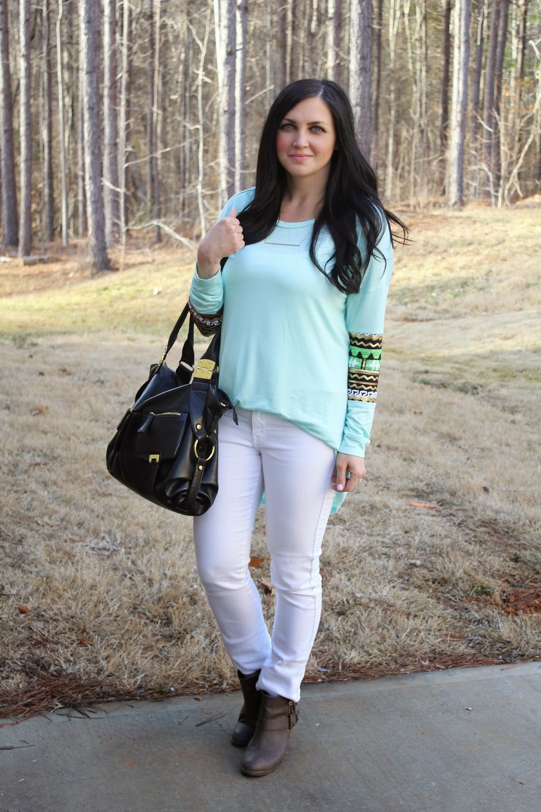 Stilettos and Diapers: St. Patricks Day Wear
