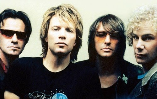 10 Lagu Terbaik dan Terpopuler Bon Jovi