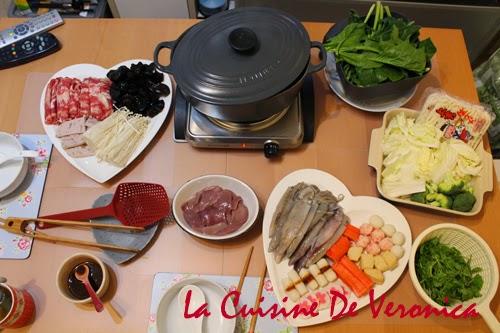 La Cuisine De Veronica 打邊爐