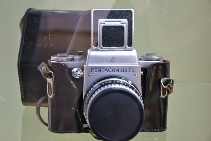 pentacon foto Karpacz