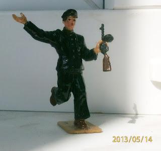 Офицер морской пехоты