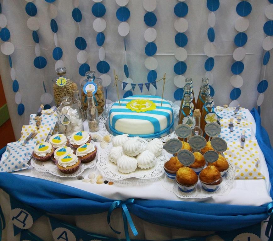 Детский праздник в честь 1 года рождения
