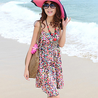 Ini Baju Pantai Wanita Populer 2016