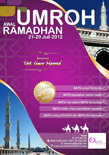 umroh ramadhan 2012