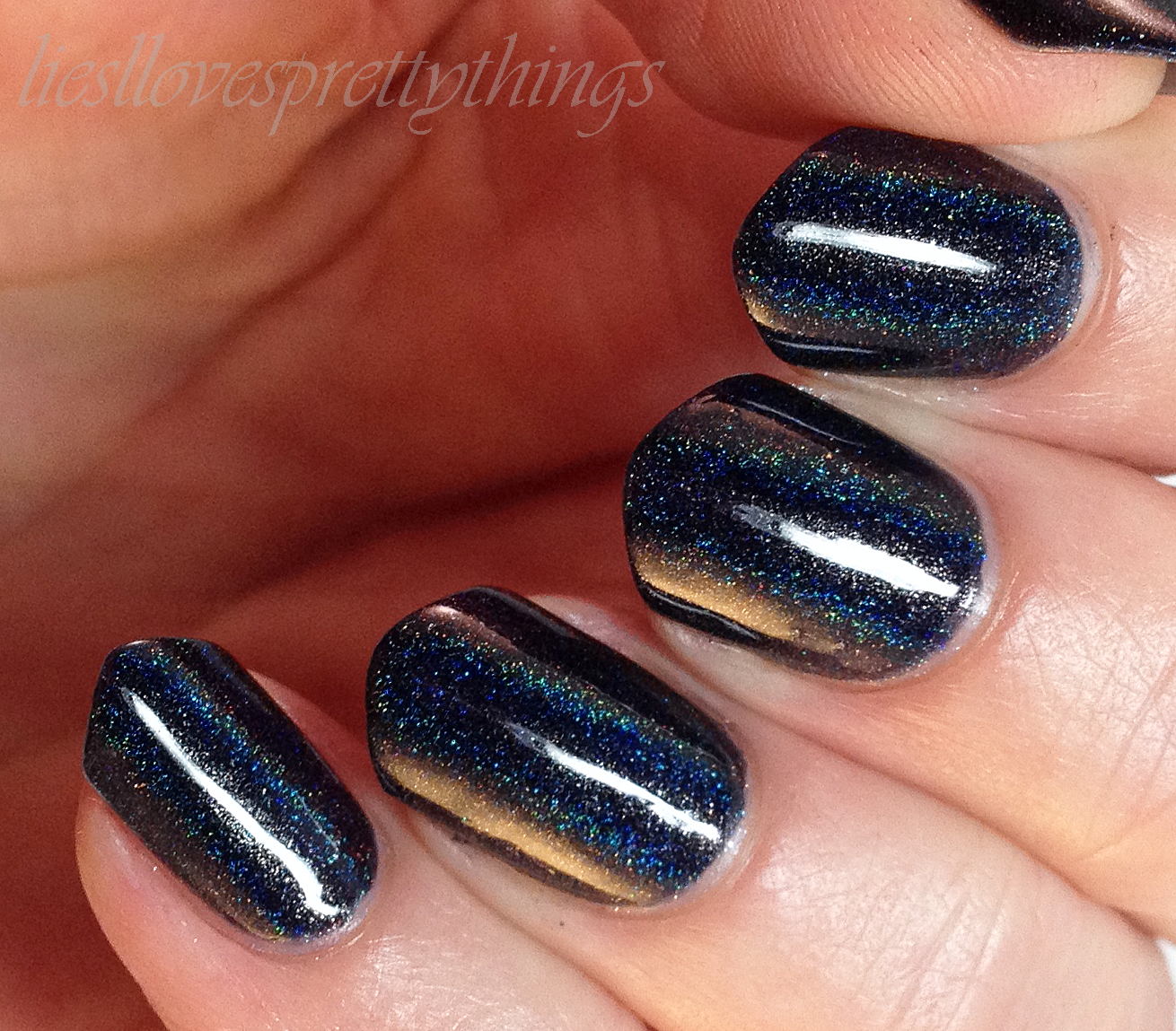 Celestial Cosmetics Reaper Crew swatch and review