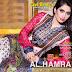 Al-Hamra Gul Rangi Lawn Dresses Eid 2015   Ajwa Unique Crinkle Chiffon Summer Vol-6/7